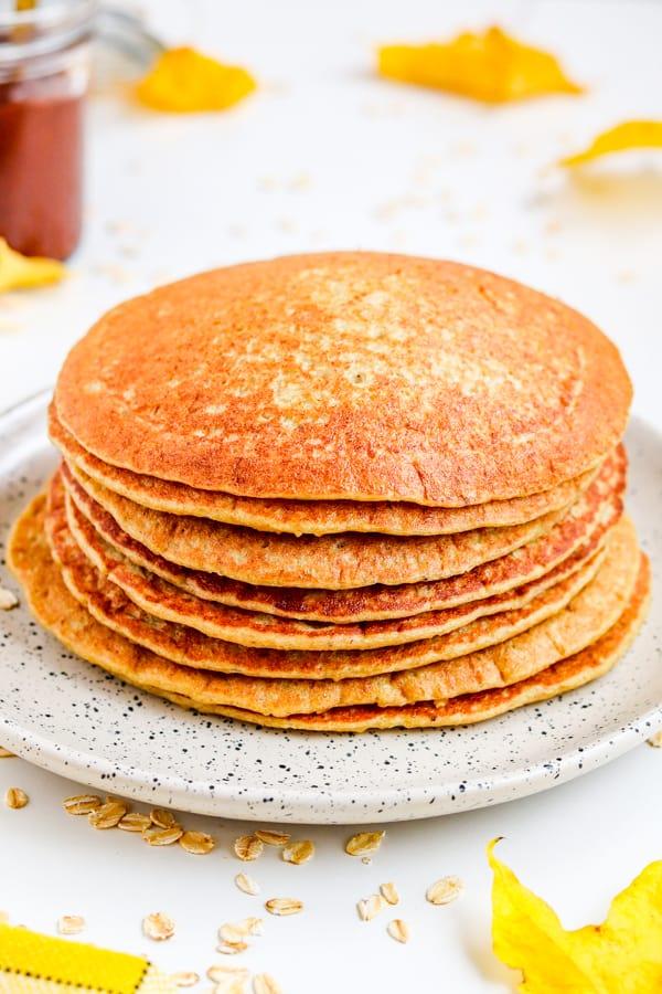 Pancakes faciles au flocon d'avoine