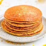 Q healthy & easy oatmeal pancake