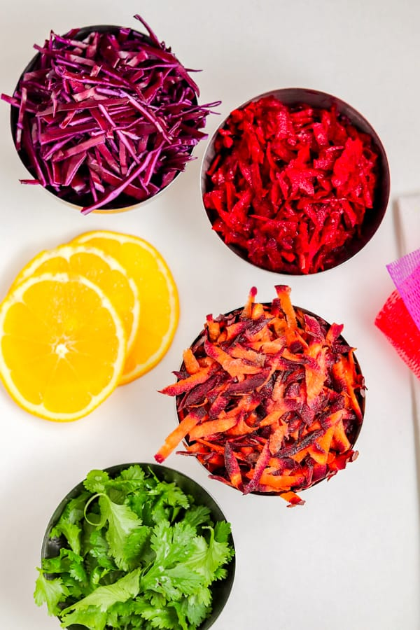 shredded veggies in coupons for red cabbage recipe
