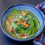 snow peas recipe