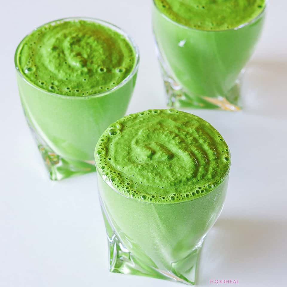 Weight loss avocado smoothie - FOODHEAL