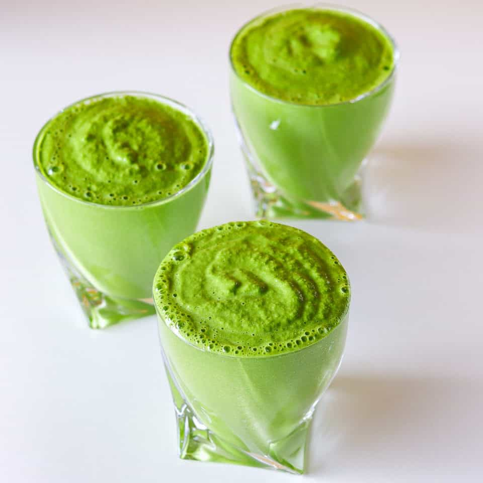 weight loss avocado smoothie