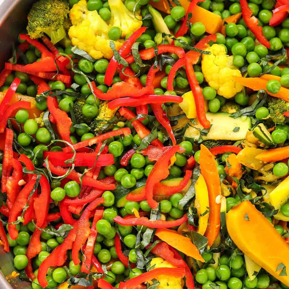 cooking vegetable stir fry recipe