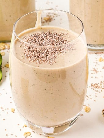 zucchini oatmeal smoothie