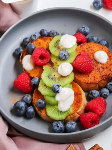 weight loss breakfast with butternut squash
