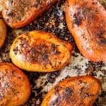 Spiced roasted poataoes