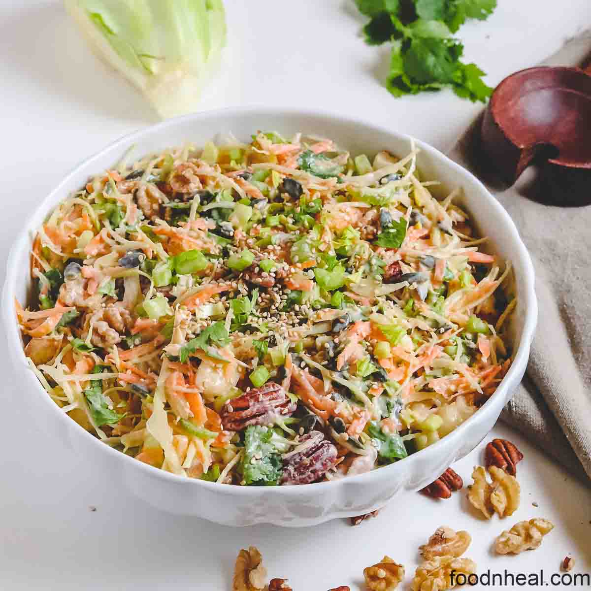 Weight loss cabbage salad